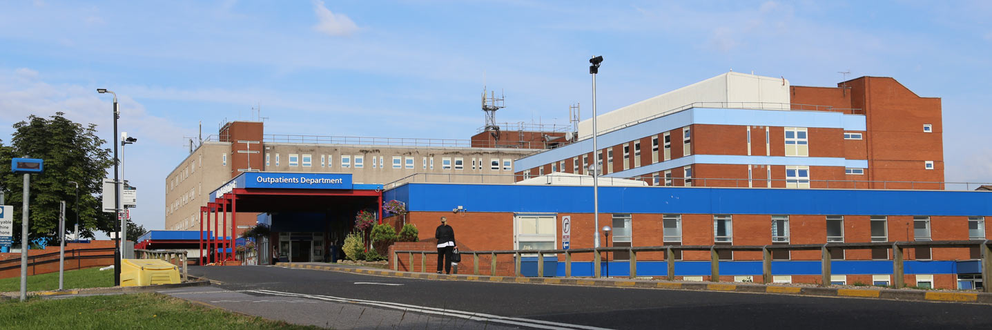 University Hospital Of Hartlepool North Tees And