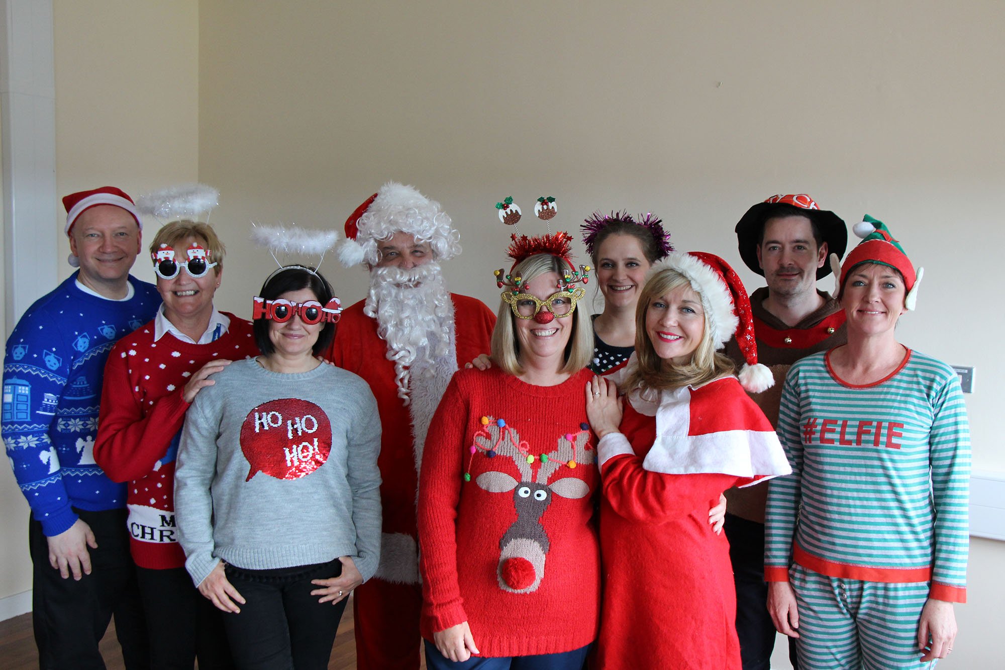 Flu fighting song is instant hit - North Tees and Hartlepool NHS ...