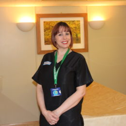Michelle Lancaster, Mortuary and Bereavement Services Manager