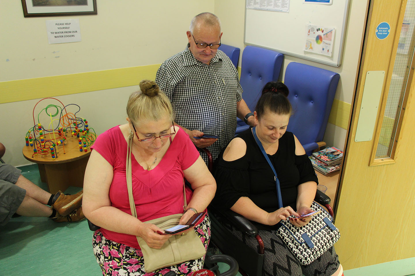 Free hospital WiFi for patients and visitors - North Tees
