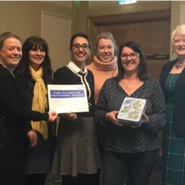 Some of the Trust staff recognised for improvement success
