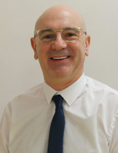 Graham Evans, Chief Information And Technology Officer