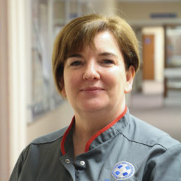 Image of Chief Nurse, Julie Lane