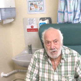 Patient John shares the importance of getting your Flu jab
