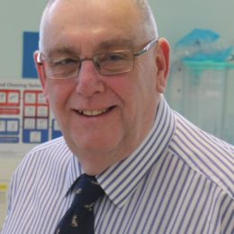 Clinical Lead for Collaborative Care, Chris Tulloch
