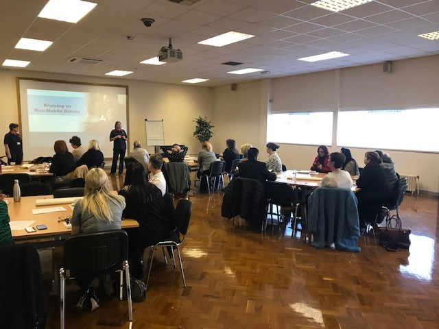 Safeguarding event held at Hartlepool Centre for Excellence in Teaching and Learning (CETL)