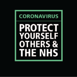Coronavirus: Protect yourself, others & the NHS