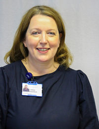 Lindsey Robertson - Director of nursing, patient safety and quality