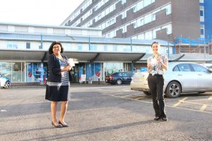 The medical training was praised after an inspection recently.