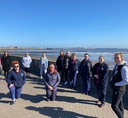 Bach Bumps - walking group in Seaton Carew
