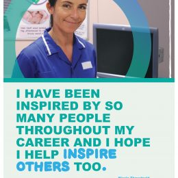 Nicola Threadgold a midwife at the Trust.