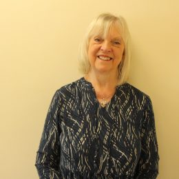 Wendy Gill, Chair of membership strategy committee